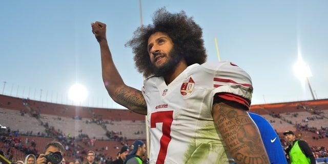 Colin Kaepernick led the San Francisco 49ers to Super Bowl XLVII.