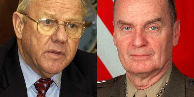 Gen. Garner, (l.), and Gen. Jones, (r.), believe a no-fly zone would work again.