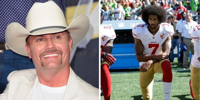 """John Rich of country music duo Big & Rich slammed Nike for making embattled former quarterback Colin Kaepernick as the face of its """"Just Do It"""" campaign."""