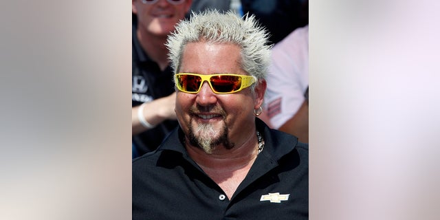 Guy Fieri opened the Times Square restaurant five years ago and it shuttered in December 2017.