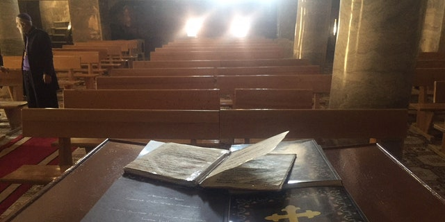 Christians in Iraq fear for their future