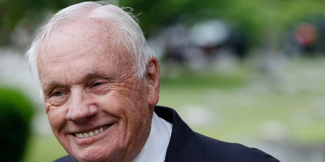 Apollo 11 astronaut Neil Armstrong, the first man to walk on the moon, died in 2012 at age 82.
