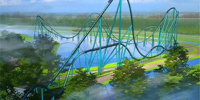 The Mako will break several Orlando rollercoaster records.