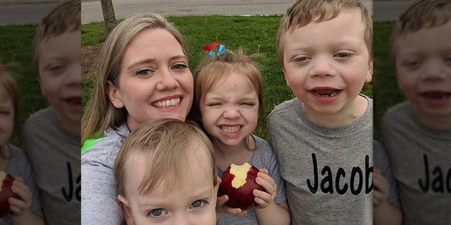 A Delaware family with three young children were found dead in their home in what police believe to be a murder-suicide.
