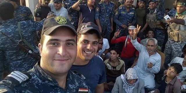 Iraqi forces are liberating Fallujah neighborhood by neighborhood.