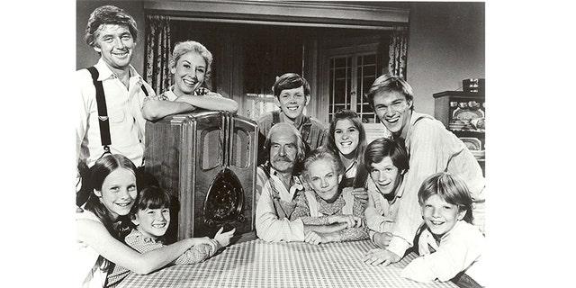 "Mary McDonough earned fame as Erin Walton in ""The Waltons."""