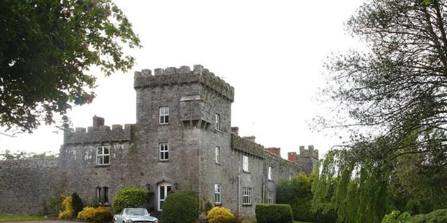 You'll be surrounded by dairy farms when you rent this castle, which grants guests full access to the whole property.