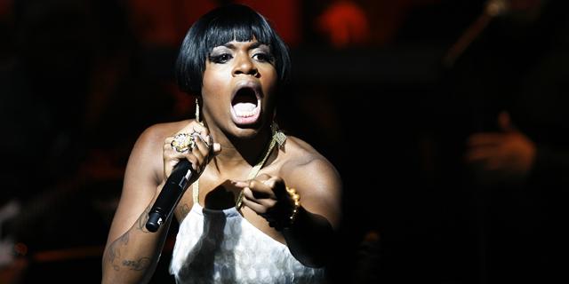 Singer Fantasia Barrino. (Reuters)