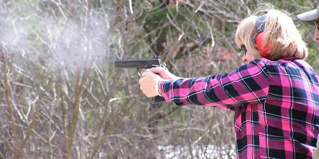 Nearly 40 school districts in the Buckeye state will allow teachers who have the proper permits to carry guns in class.Concerned parents pressed their local school boards for the policy. (Buckeye Firearms Foundation)