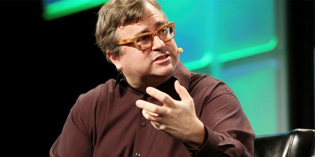 "Reid Hoffman, the co-founder of LinkedIn said he found out that telling someone you're buying a house in New Zealand is ""kind of a wink, wink, say no more,"" when it comes to survivalism."