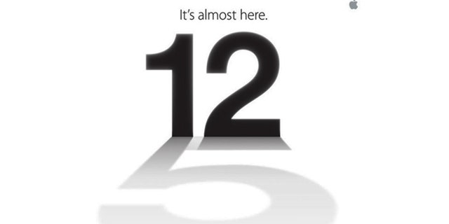 "The subtle ""5"" in an invitiation to Apple's latest press conference is fueling expectation that the company will unveil the iPhone 5."