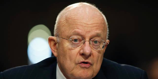 """FILE - In this Feb. 9, 2016, file photo, National Intelligence Director James Clapper speaks on Capitol Hill in Washington. Getting North Korea to give up its nuclear weapons program has long been the holy grail of multilateral diplomacy with Pyongyang. So, now that Clapper has publicly stated that he thinks it's probably a """"lost cause,"""" how are North Korea's neighbors responding? Clapper said Tuesday, Oct. 25, 2016, that the U.S. goal of persuading North Korea to abandon its nuclear weapons is probably a lost cause and the best hope is to cap its capability.(AP Photo/Alex Brandon, File)"""