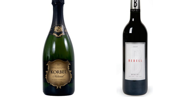 A special inaugural Korbel Natural cuveìe champagne and Bedell Cellars 2009 Merlot will be served at the luncheon.