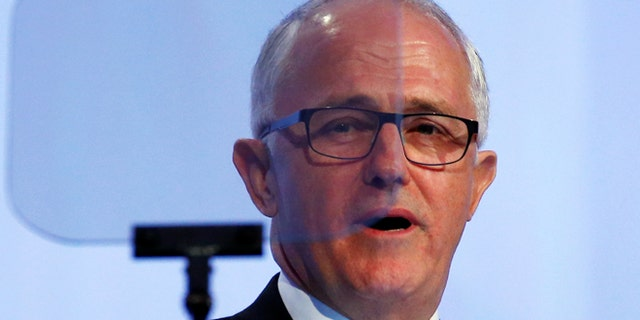 Australian Prime Minister Malcolm Turnbull supported a compulsory plebiscite on same-sex marriage, but it was rejected last year.
