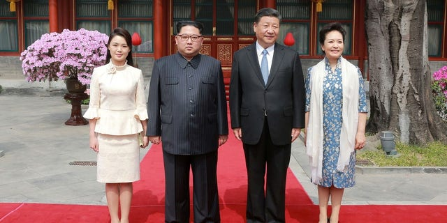 Ri Jol Su also traveled to China in late March to meet with Chinese President Xi Jinping.