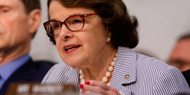 Sen. Dianne Feinstein has struggled to lock down support from the state party this year.