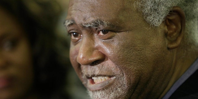 FILE 2009: U.S. Rep. Danny Davis, D-Ill. announces that he will run for re-election to this 7th congressional seat in Chicago.