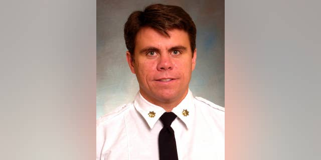 The explosion killed Battalion Chief Michael Fahy.
