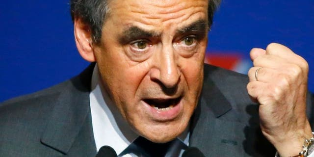 French politician Francois Fillon is a follower of late British Prime Minister Margaret Thatcher's economic policies.