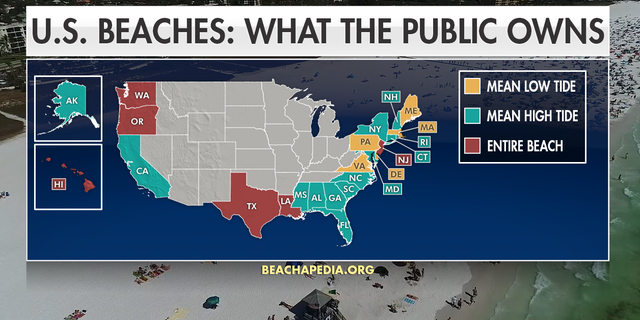 """""""Different states have both different common laws and different statutory regimes…its really a mix across the coastline."""" – University of Florida Law Professor Alyson Flournoy"""