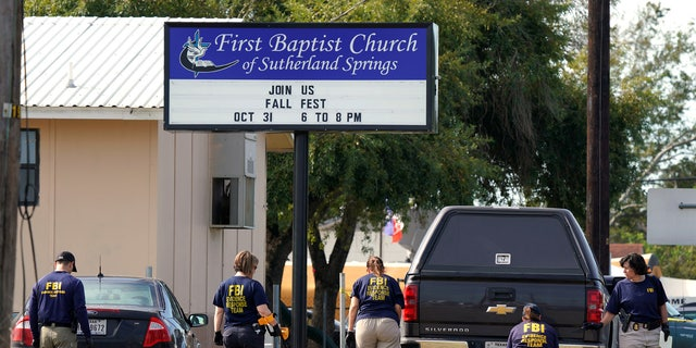 Devin Kelley bought the gun used in the Texas church massacre after his domestic violence conviction wasn't entered into an FBI database.