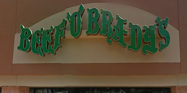 """Beef O'Brady's felt the protests showed a """"lack of compassion and gratitude"""" for service members."""