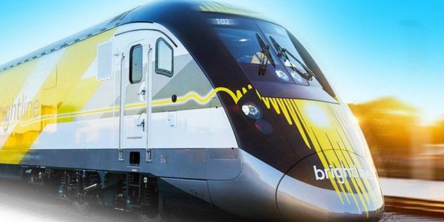 Florida's Brightline rail service began operating in January.