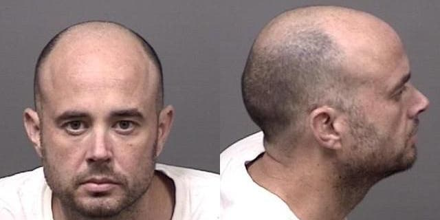 Joshua Bernard has been charged with burglary with battery and battery on a person older than 65.