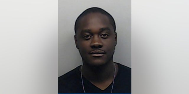 Verlaine LaGuerre, 26, fled an Atlanta courthouse Friday before a jury convicted him in an October 2011 murder.