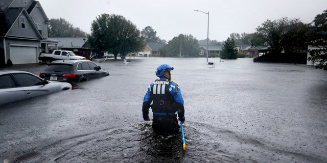 At least 17 people have died in North Carolina from Florence.