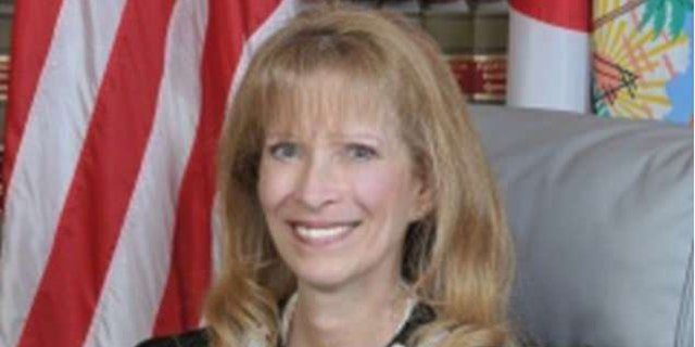 Broward County Circuit Judge Merrilee Ehrlich is seen above.