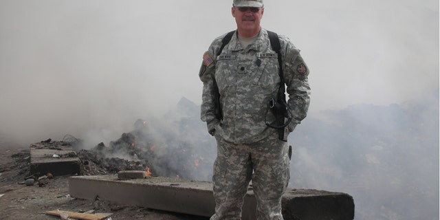Brewer was first sent to Iraq by the Pentagon as an environmental officer in 2005 to assess the conditions on numerous U.S. military bases and the impact they had on the health and well-being of service members.