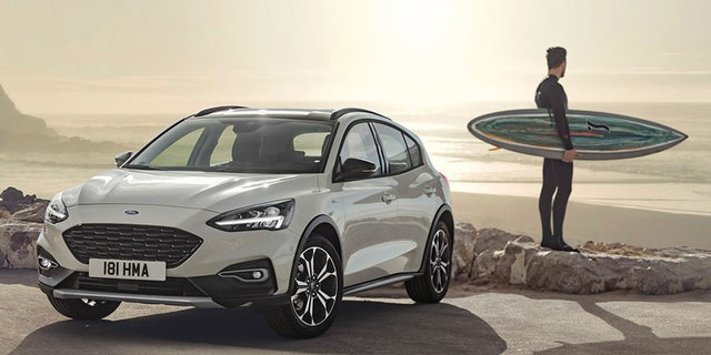 The Focus Active will go on sale in mid-2019.