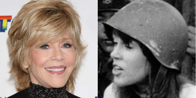 Jane Fonda, now 76, was a film superstar from Hollywood royalty in 1973, when she went to visit with the enemy in Vietnam. (AP)