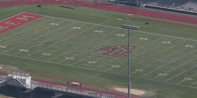 A Sachem East football player suffered an injury during practice Thursday and was later pronounced dead.