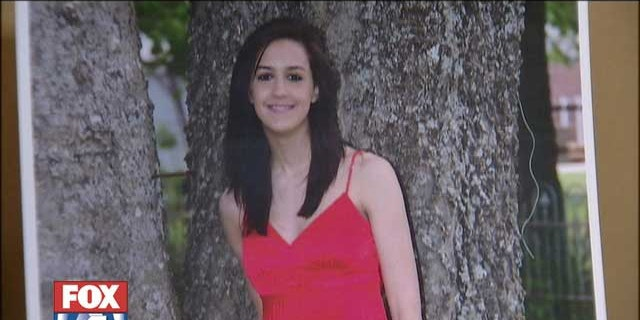 This undated photo, provided by Fox affiliate KDFW-TV, shows 19-year-old Megan Helal.