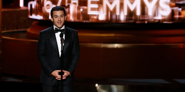 Fred Savage at the 67th Primetime Emmy Awards in September 2015.