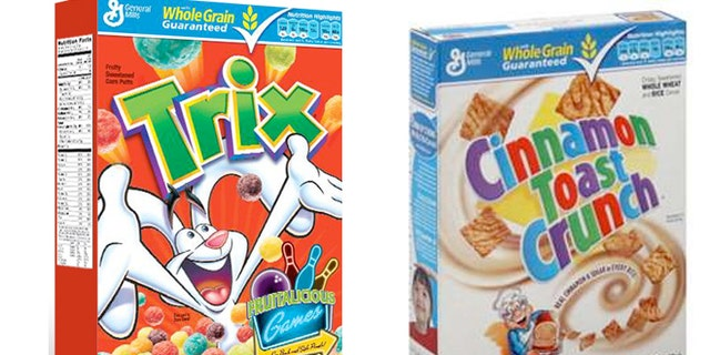 Charlie Boghosian, aka Chicken Chalie will be serving up his latest creation made with Trix and Cinnamon Toast Crunch at the San Diego County Fair.