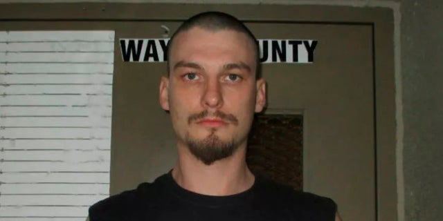Drew Atchison, 24, was charged with three counts of first-degree murder.