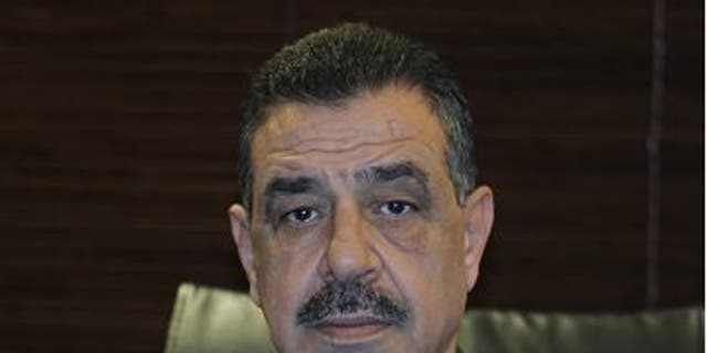 Ibrahim al-Jabawi, former spokesperson for the U.S-backed Southern Front Syrian opposition outfit.