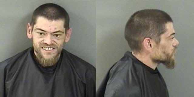 Jacob Johnson Futch reportedly told police he was on the roof of a Vero Beach family's home to meet a DEA agent.