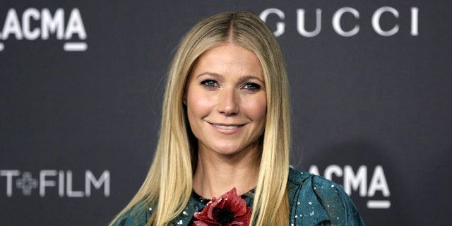 Gwyneth Paltrow talked about her fashion choices.