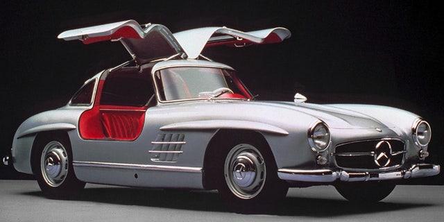 Mercedes-Benz 300SL (File)