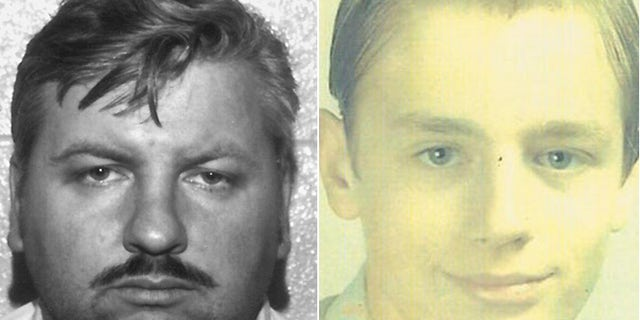 Gacy, (l.), was a monster, but he was not involved in the death of Steven Soden, (r.).