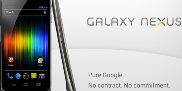 """Unlocked phones like the Galaxy Nexus mean you can get a smartphone without the """"golden handcuff"""" of a contract."""