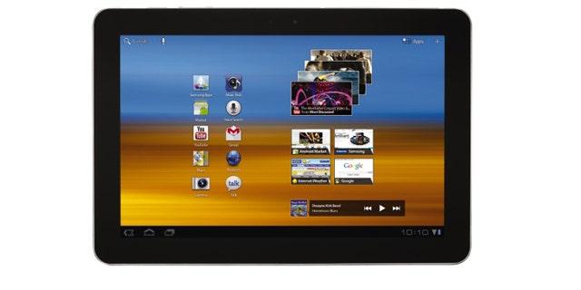 Despite its good looks, Samsung's latest Galaxy Tab is still no match for the still peerless iPad 2.