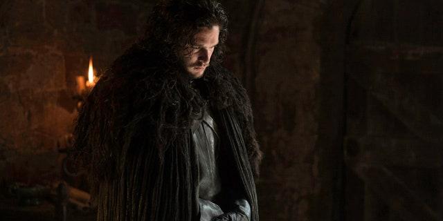 Jon Snow (Kit Harrington) in HBO's 'Game of Thrones' (Courtesy Home Box Office)