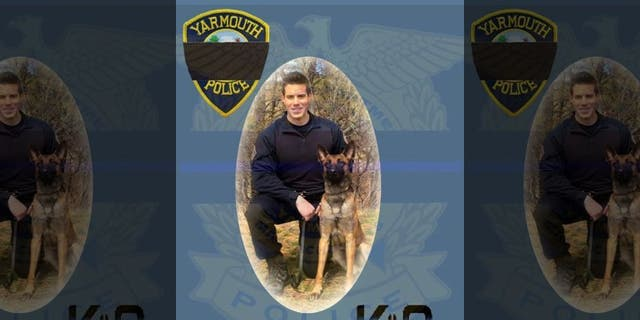 Officer Sean Gannon was shot and killed on April 12.