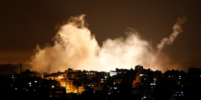 Tensions increase on the Gaza Strip