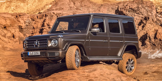 The 2,800 Mercedes G-Class is the fastest-selling vehicle in America